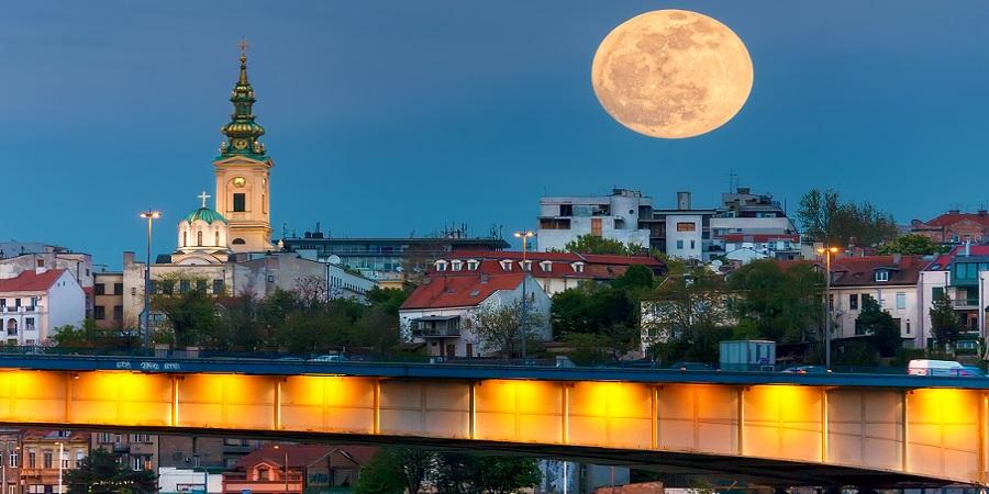 Život u Beogradu