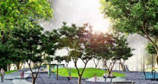 Kreativno igralište na Kalemegdanu (ilustracija)