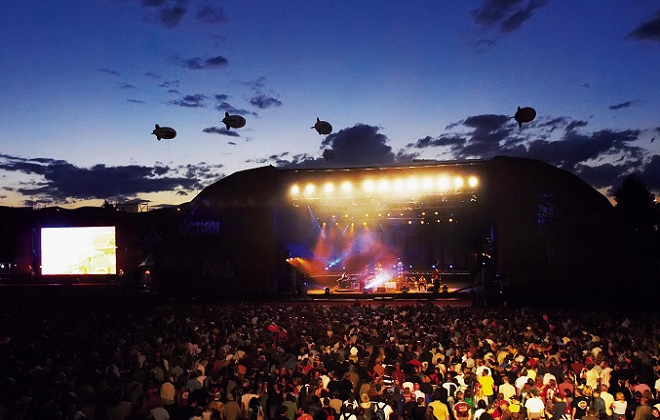 Beč: Dva velika festivala na Dunavskom ostrvu