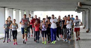 Fitness treninzi (foto: Antonio Ahel)