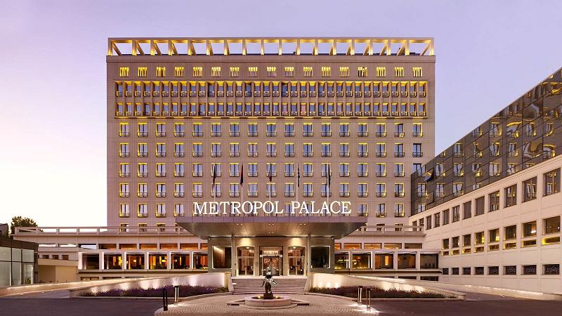 Hotel Metropol Palace
