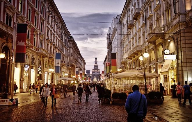 Milano – centar italijanskog stila