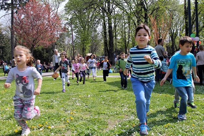Beogradski prolećni festival: Minicity