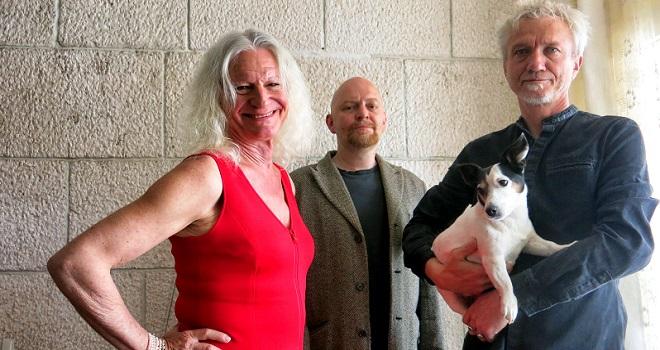Rundek Cargo Trio (foto: Sanda Hržić)