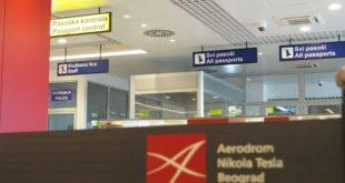 """Aerodrom """"Nikola Tesla"""" - Terminal 1"""