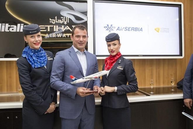 "Dejan Stanković - treća ""Živa legenda"" Air Serbia"