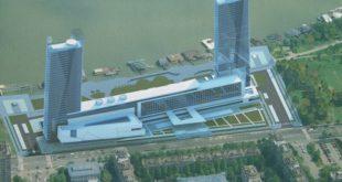 Dve kule - blok 11 - Dunavska kapija
