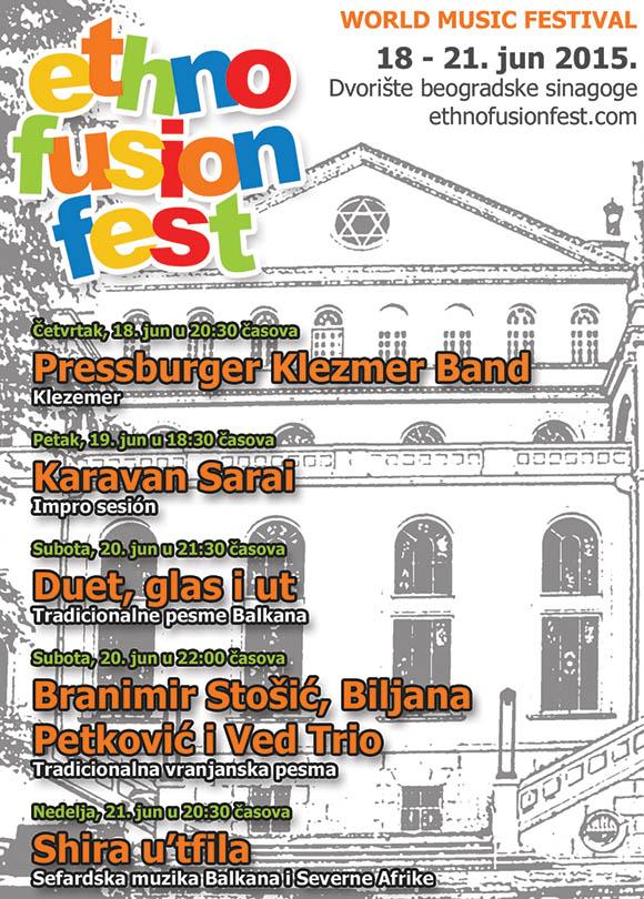 Ethno Fusion Fest - program