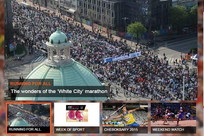 Evropska atletika - o Beogradskom maratonu