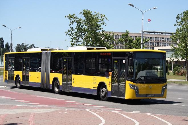Gradski prevoz
