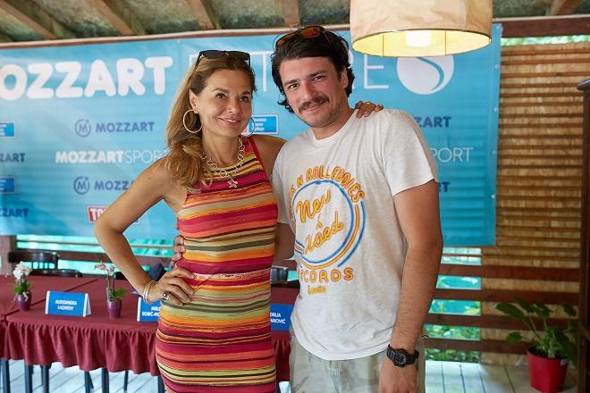 Mirjana Bobić Mojsilović i Andrija Kuzmanović