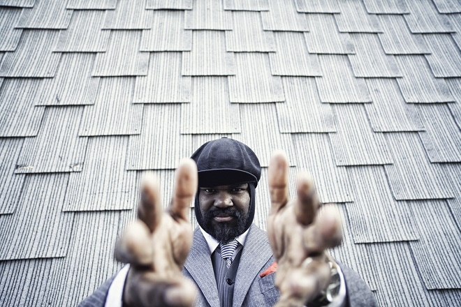Musicology - Gregory Porter