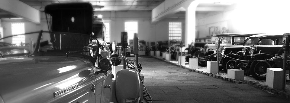 Muzej automobila: Božanstvo 20. veka