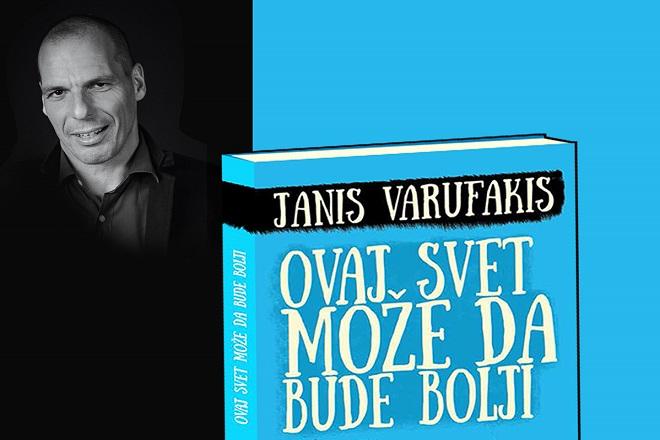 Janis Varufakis: Ovaj svet može da bude bolji