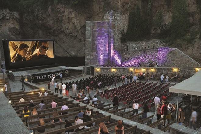 Top Night - Open Air Cinema