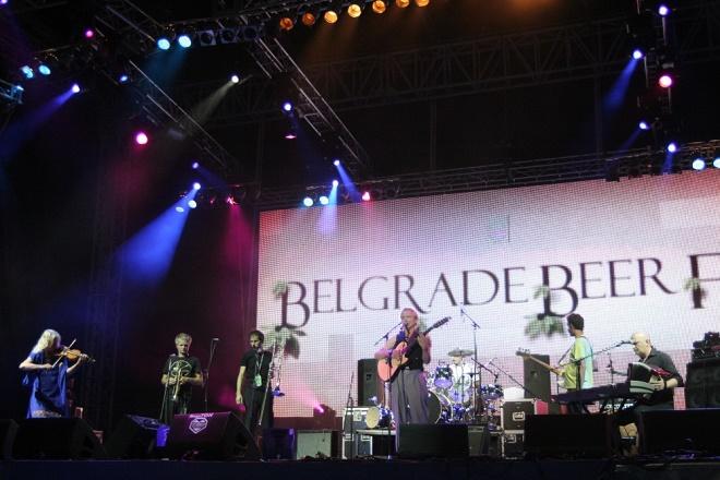 Belgrade Beer Fest: Rundek Cargo Trio
