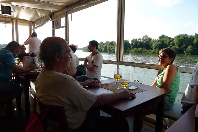 Besplatno krstarenje beogradskim rekama