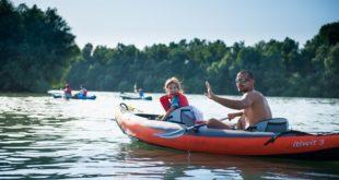 Blue Rowing - kajak tura
