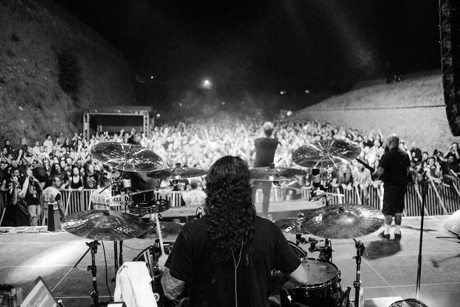 Exit - Fear Factory (foto: Marko Ristić)