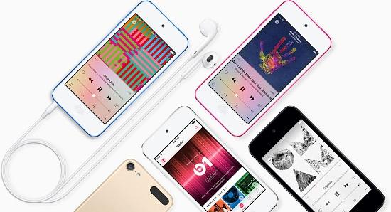 Novi iPod touch