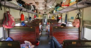 Isma Monfort: Vietnam's Reunification Express