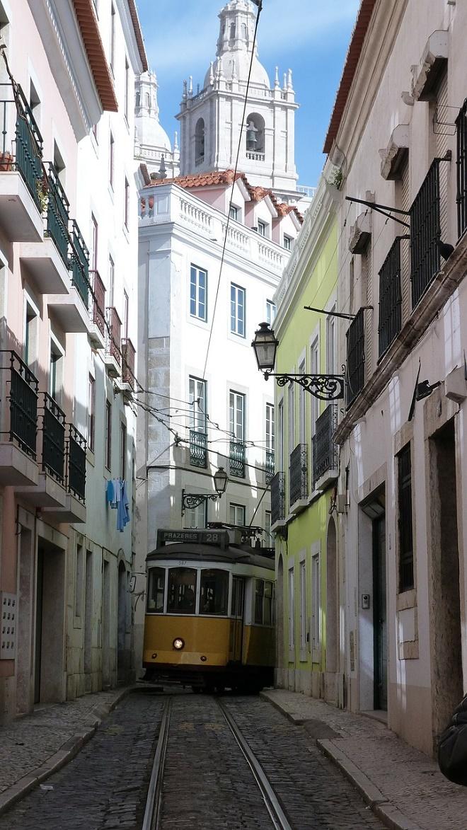 Lisabon; avio karte