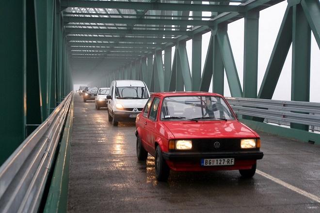 Mostovi Beograda - Most Obrenovac Surčin