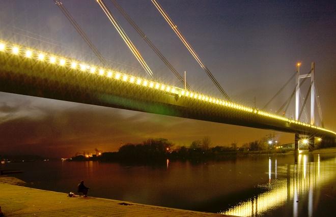Mostovi Beograda - Novi železnički most