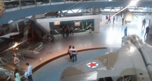 U Muzeju vazduhoplovstva