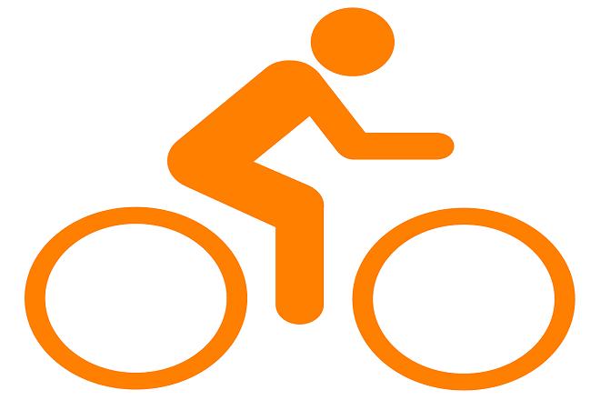 Narandžasta biciklistička tura