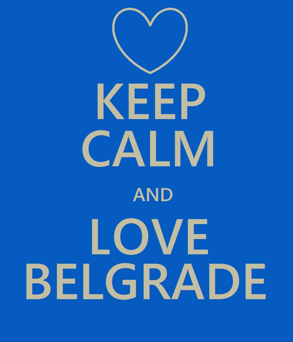 Samo u Beogradu...