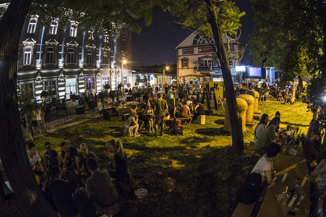 Savamala - Mikser festival (foto: Luka Trajković)