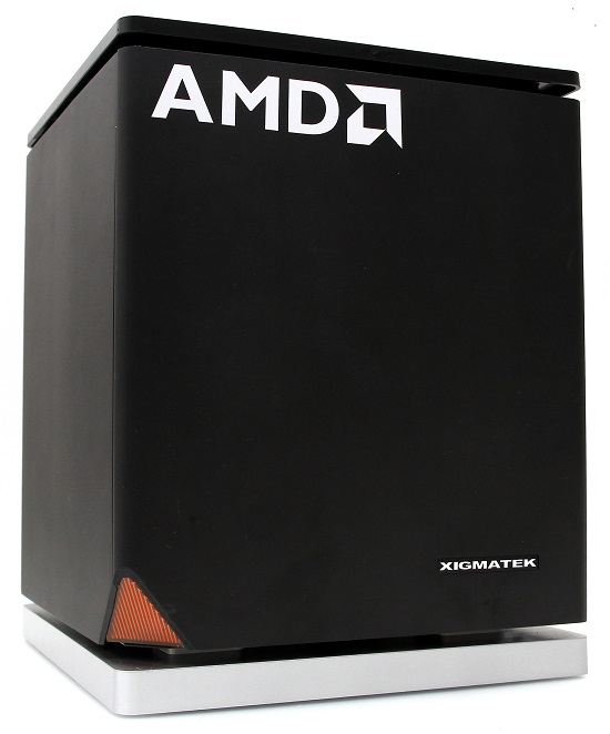 AMD: Vrhunski multimedijalni PC
