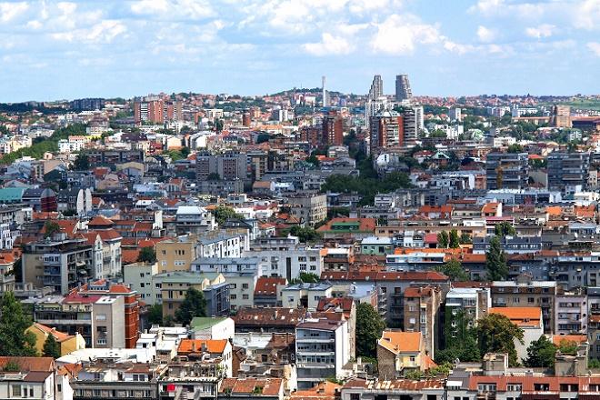 Beograd - sirene
