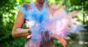 Color Running (foto: Aleksandar Dmitrović)