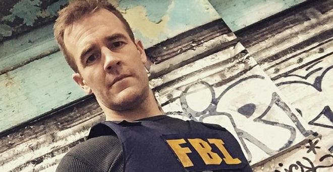 Džejms Van der Bik (CSI: Cyber)