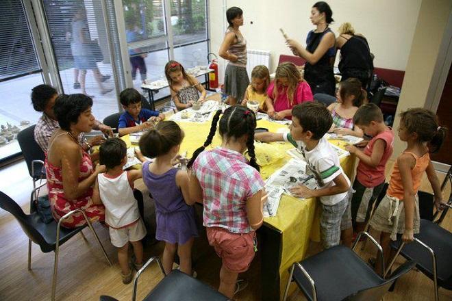 Besplatni letnji programi u DKC Majdan
