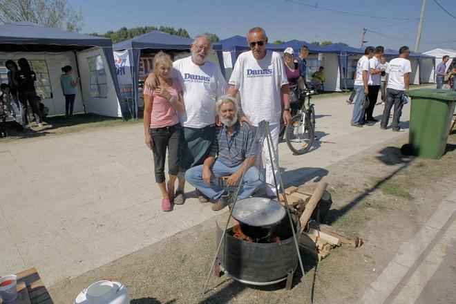 Fish Fest - posetioci