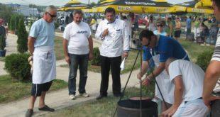Fish Fest - pripremanje riblje čorbe