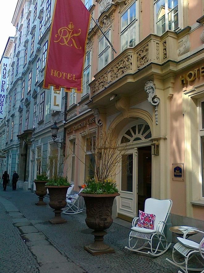 Hoteli u Beču © ComPress / Cvijeta Radović