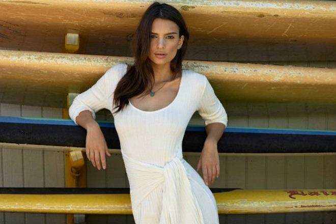 Kendal Jenner -Tie-Waist haljina