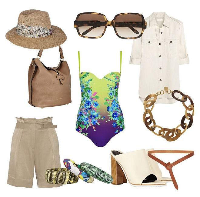 Kupaći kostim – Safari stil