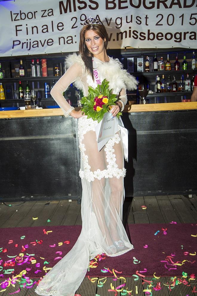 Miss Beograd noću 2015