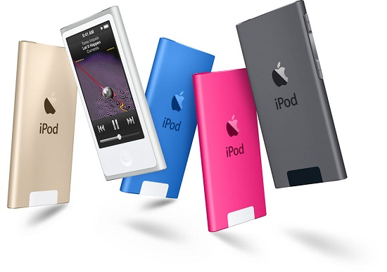 New Apple iPod Nano
