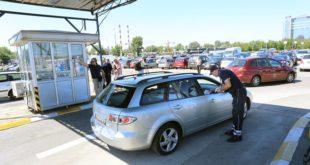 Blok 42: Parking se plaća slanjem SMS-a