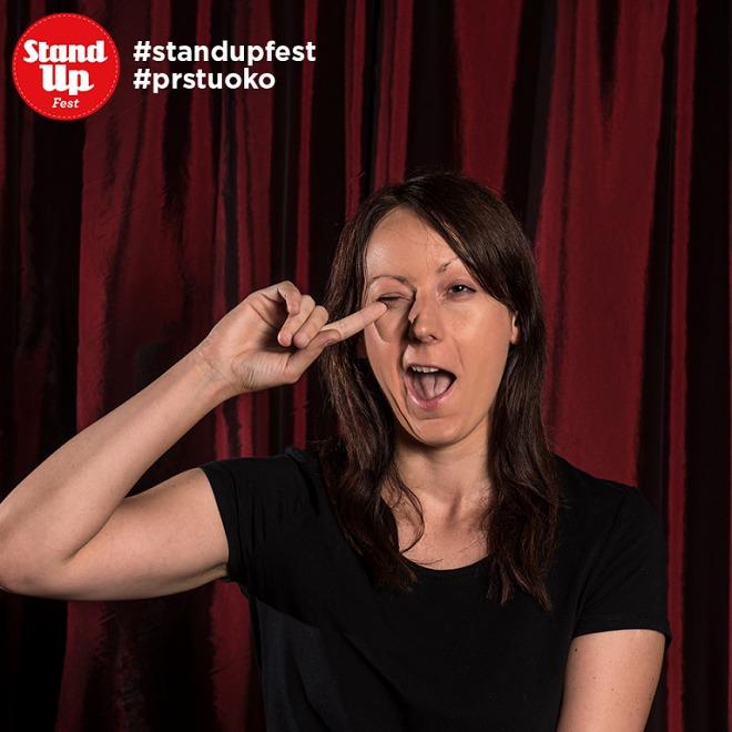 StandUpFest - Ana Zlatanović