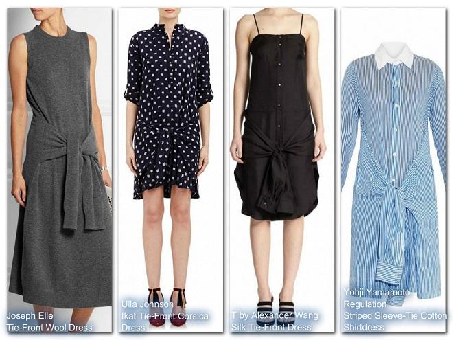 Tie-Waist haljine