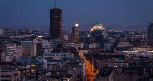 Video kolaž: Beograd (foto: Aleksandar Matić)