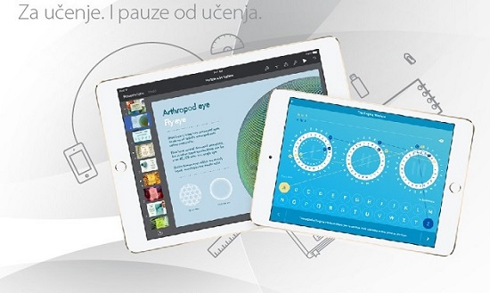 Apple iPad tableti