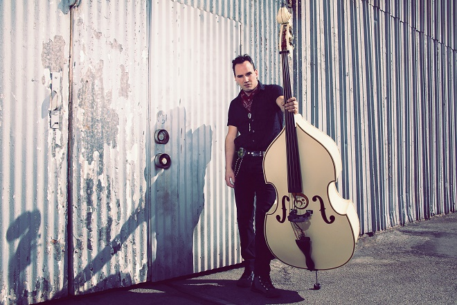 Bass Passion - Đorđe Stijepović (foto: Sequoia Emmanuelle)